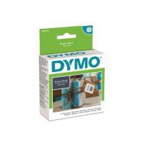 DYMO Etikett, LW nyomtatóhoz, 25x25 mm, 750 db etikett, DYMO