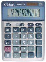 """VICTORIA Számológép, asztali, 12 számjegy, VICTORIA """"GVA-270"""""""