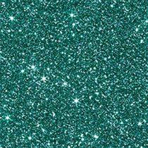 Glitterkarton, A4,220g, türkiz