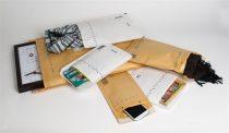 """VICTORIA Légpárnás tasak, 175x200 mm külméret, 165x180 mm belméret, VICTORIA, """"CD boríték"""", barna"""