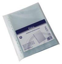 VICTORIA Genotherm, lefűzhető, A4, 80 mikron, narancsos felület, VICTORIA