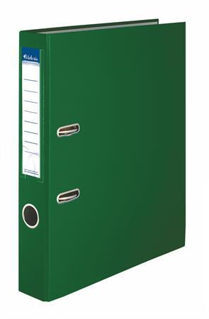 "VICTORIA Iratrendező, 50 mm, A4, PP/karton, VICTORIA, ""Basic"", zöld"