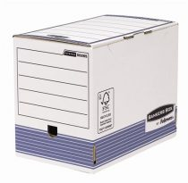 """FELLOWES Archiváló doboz, 200 mm, """"BANKERS BOX® SYSTEM by FELLOWES®"""", kék"""