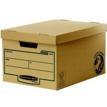"FELLOWES Archiváló konténer, karton, nagy, ""BANKERS BOX® EARTH SERIES by FELLOWES®"""