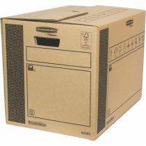 """FELLOWES Költöztető doboz, 35x37x50 cm, FELLOWES, """"SmoothMove™ Heavy Duty"""""""