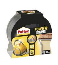 "HENKEL Ragasztószalag, 50 mm x 25 m, HENKEL ""Pattex Power Tape"", ezüst"