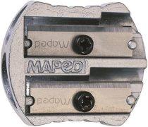 MAPED Hegyező, kétlyukú, fém, MAPED