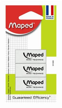 """MAPED Radír, MAPED """"Mini Technic"""""""