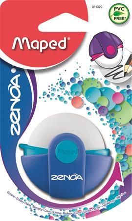 "MAPED Radír, műanyag tokos, MAPED ""Zenoa"""