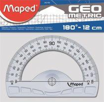 "MAPED Szögmérő, műanyag, 180°, MAPED ""Geometric"""