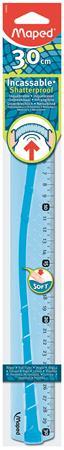 """MAPED Vonalzó, műanyag, hajlítható, 30 cm, MAPED """"Flex"""""""