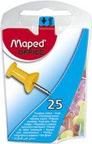 MAPED Térképtű, 10 mm, MAPED, vegyes színek