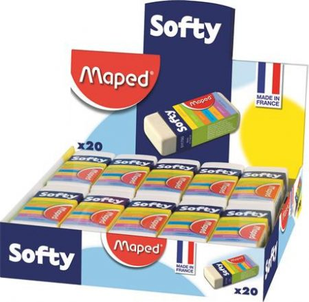 "MAPED Radír display, MAPED ""Softy"""