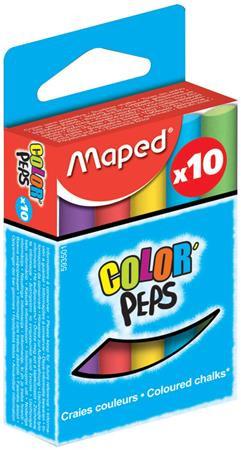 MAPED Táblakréta, MAPED, színes
