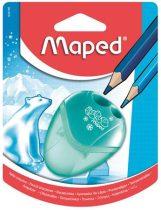 """MAPED Hegyező, kétlyukú, tartályos, MAPED """"I-Gloo"""", vegyes színek"""