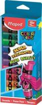 MAPED Tempera készlet 12 szín, 12x12 ml, MAPED