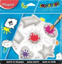 MAPED Festékkeverő paletta, műanyag, MAPED