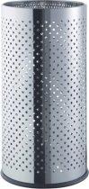 HELIT Esernyőtartó, rozsdamentes acél, HELIT, ezüst