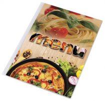 """PANTA PLAST Étlaptartó, A4, PANTA PLAST """"Pizza"""" , pizza-tészta"""