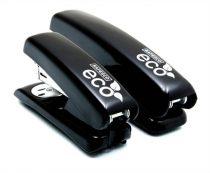 """RAPESCO Tűzőgép, 24/6, 26/6, 20 lap, műanyag, RAPESCO """"ECO Half-Strip"""", fekete"""