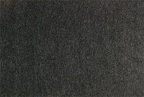 Filc anyag, puha, A4, fekete