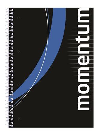 """VICTORIA Spirálfüzet, A4, vonalas, 90 lap, perforált, lyukasztott, VICTORIA, """"Momentum"""""""