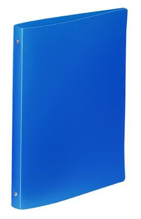 "VIQUEL Gyűrűs dosszié, 4 gyűrű, 25 mm, A4, PP, VIQUEL ""Standard"", kék"