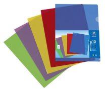 """VIQUEL Genotherm, """"L"""", A4, 130 mikron, VIQUEL """"Trend"""", vegyes színek"""
