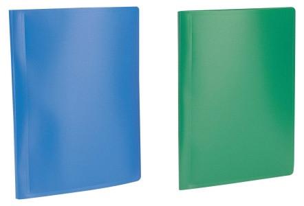 """VIQUEL Bemutatómappa, 40 zsebes, A4, VIQUEL """"Standard"""", zöld"""