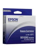 EPSON S015262 Festékszalag LQ 670, 680, 860 nyomtatókhoz, EPSON fekete