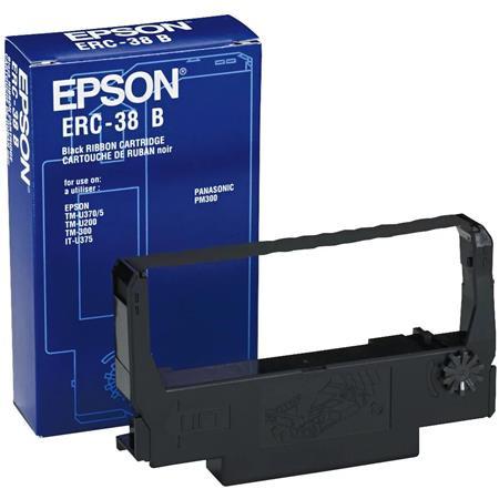 EPSON S015374 Festékszalag TM-U200 nyomtatókhoz, EPSON, fekete