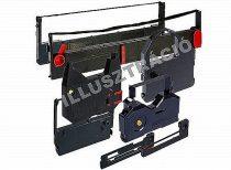 EPSON S015633 Festékszalag LQ 300, 400, 570 nyomtatókhoz, fekete