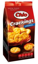 "CHIO Kréker, 100 g, CHIO ""Crackings"", sós"