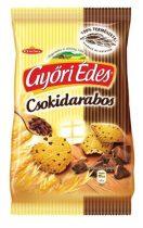 """GYŐRI Keksz, 150 g, GYŐRI """"Győri édes"""", csokidarabos"""