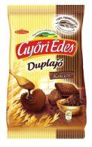 """GYŐRI Keksz, 150 g, duplajó, GYŐRI  """"Győri édes"""" kakaós"""