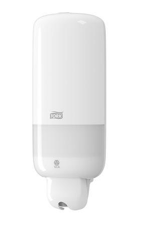"""TORK Folyékony szappan adagoló, S1/S11 rendszer, TORK """"Dispenser Soap Liquid"""", fehér"""