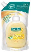 """PALMOLIVE Folyékony szappan utántöltő, 0,5 l, PALMOLIVE Nourishing """"Milk and Honey"""""""