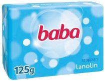 BABA Krémszappan, 125 g, BABA, lanolinos