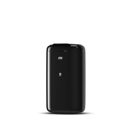 TORK Hulladékgyűjtő, B3 rendszer, 5 liter, TORK, fekete