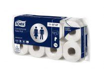 "TORK Toalettpapír, T4 rendszer, 2 rétegű, 30 m, TORK ""Advanced"""