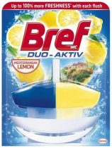 """BREF WC illatosító gél, 50 ml, BREF """"Duo Aktív"""", citrus"""
