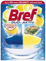 "BREF WC illatosító gél, 50 ml, BREF ""Duo Aktiv"", citrus"