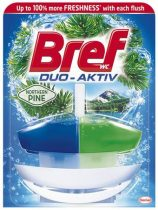 """BREF WC illatosító gél, 50 ml, BREF """"Duo Aktív"""", fenyő"""