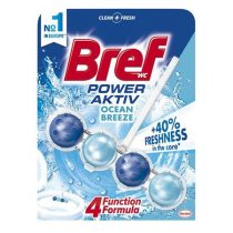 """BREF WC illatosító golyók, 50 g, BREF """"Power Aktiv"""", óceán"""
