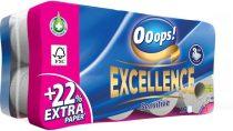 """Toalettpapír, 3 rétegű, 16 tekercses, """"Ooops! Excellence"""""""