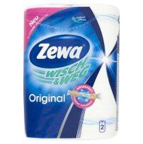 """ZEWA Háztartási papírtörlő, 2 rétegű, 2 tekercses, ZEWA """"Wisch&Weg Original"""""""
