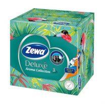 "ZEWA Papír zsebkendő, 3 rétegű, 60 db, ZEWA ""Aroma Collection"""