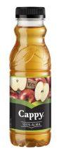 CAPPY Gyümölcslé, 100%, 0,33 l, CAPPY alma
