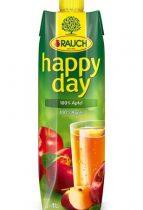"RAUCH Gyümölcslé, 100%, 1 l, RAUCH ""Happy day"", alma"