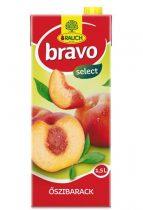 """RAUCH Gyümölcsital, 25%, 1,5 l, RAUCH """"Bravo"""", őszibarack"""